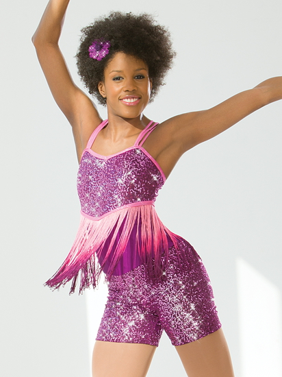 Berry Beats Modern and Tap costume for hire