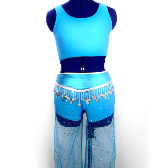 Arabian Nights Theme costume for hire