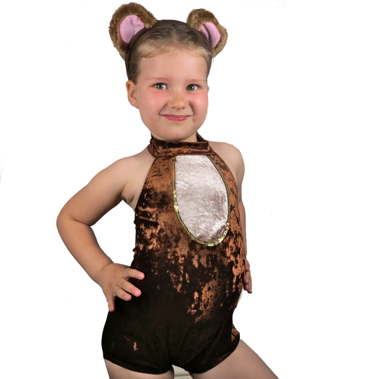 Cheeky Monkey Ballet costume for hire