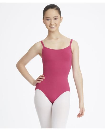 Raspberry Leotard Ballet costume for hire