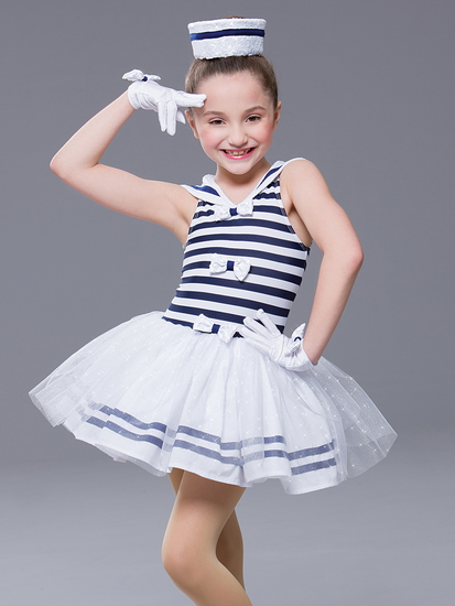 HMS Dancer Modern and Tap costume for hire