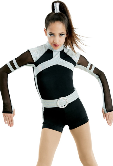 Not a Number Modern and Tap costume for hire