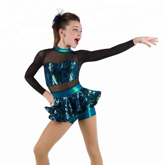 Neptune Modern and Tap costume for hire
