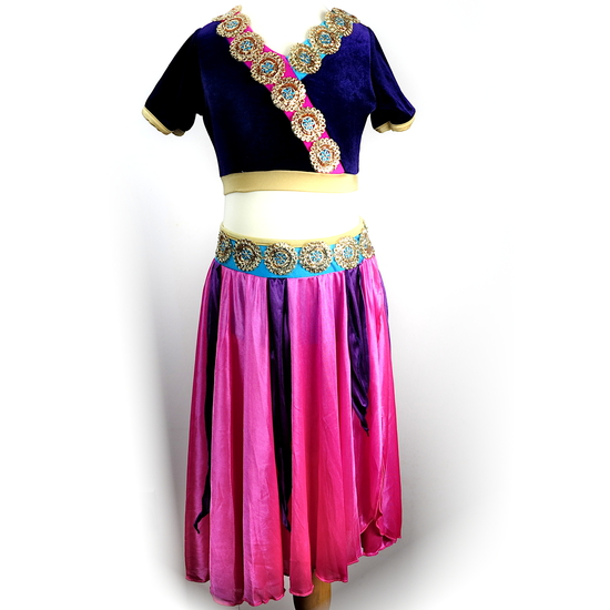Bollywood Dreams Theme costume for hire