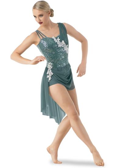Juniper Lyrical Dress Lyrical costume for hire